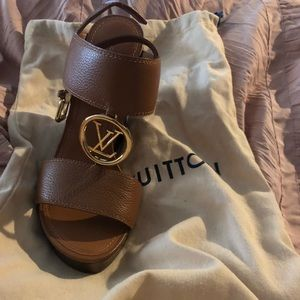 Brand New Louis Vuitton Sandals